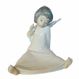 Lladro Nao Figurine Spain Angel Girl dress decor